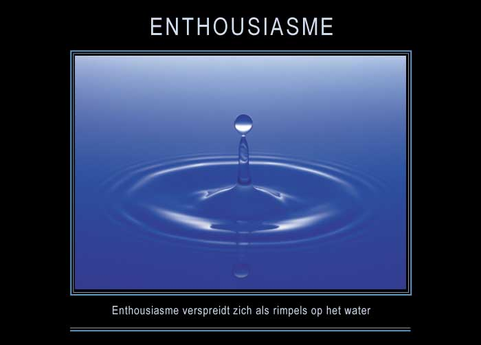 Re-minders ENTHOUSIASME