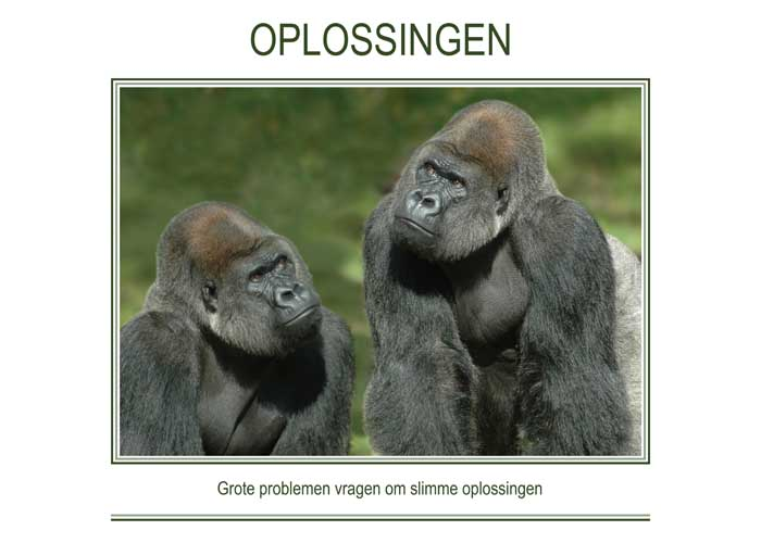 Re-minders OPLOSSINGEN