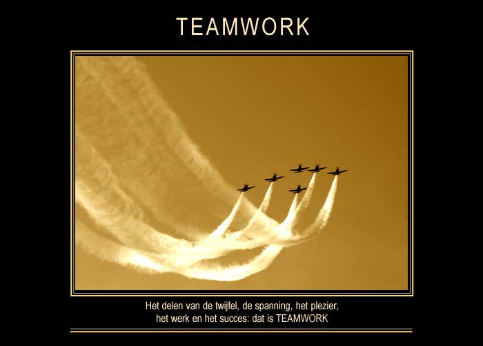 Re-minders TEAMWORK