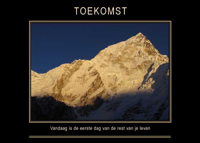 Re-minders TOEKOMST