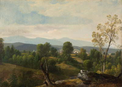 Asher Brown Durand A View of the Valley