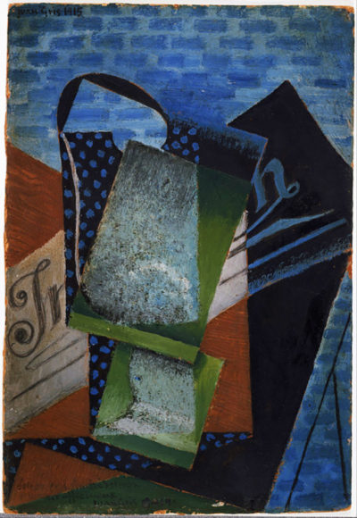 Juan Gris Abstraction