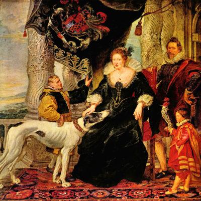 Peter Paul Rubens Alathea Talbot