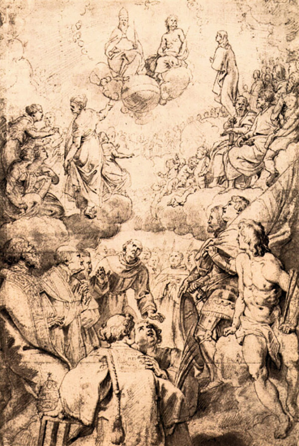 Peter Paul Rubens All Souls' Day
