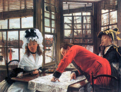 James Tissot An interesting story