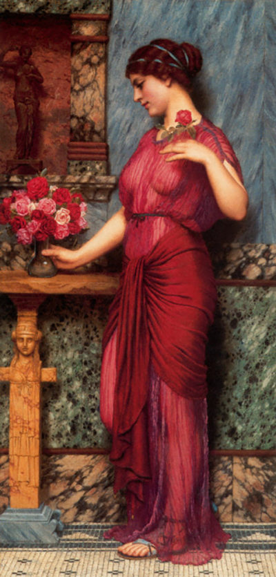 John William Godward An offering