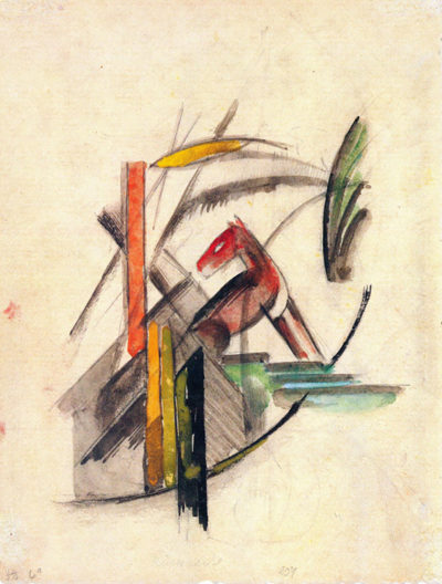 Franz Marc Animal