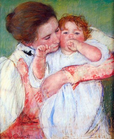 Mary Cassatt Anne Klein