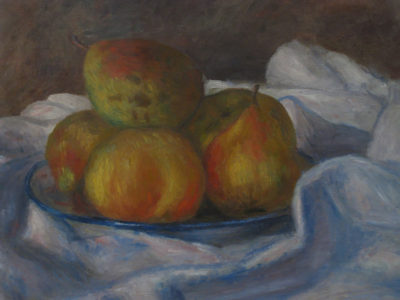 Pierre-Auguste Renoir Apples and pears