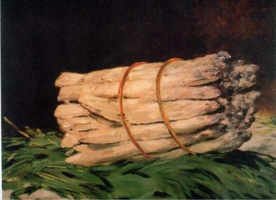Édouard Manet Asperagus