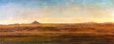 Albert Bierstadt At the Level