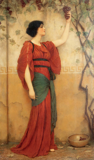 John William Godward Autumn
