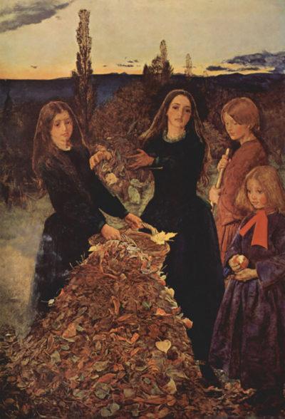 John Everett Millais Autumn