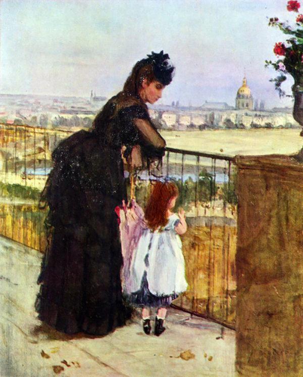 Berthe Morisot Balcony