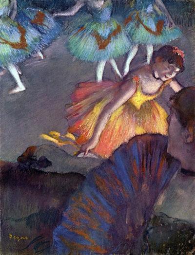Edgar Degas Ballet