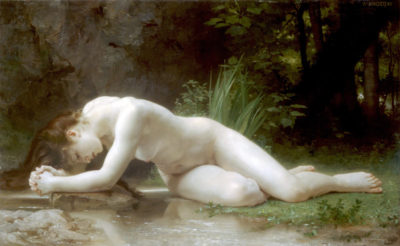 William-Adolphe Bouguereau Biblis