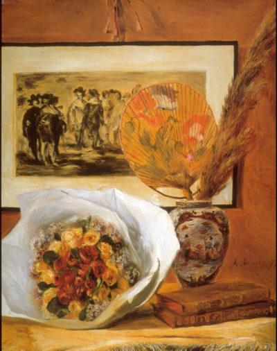 Pierre-Auguste Renoir Bouquet