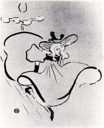 Henri de Toulouse-Lautrec Cafe Concert