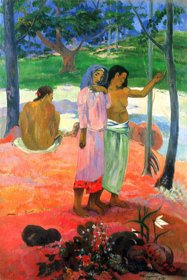 Paul Gauguin Call For Freedom
