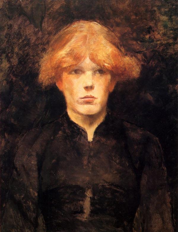 Henri de Toulouse-Lautrec Carmen