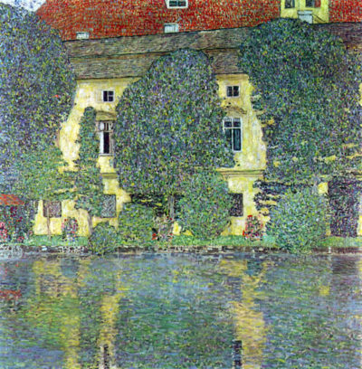 Gustav Klimt Castle at the Attersee