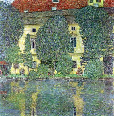 Gustav Klimt Castle at the Attersee