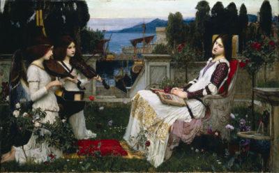 John William Waterhouse Cecilia