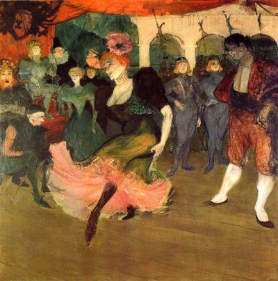 Henri de Toulouse-Lautrec Chilperic