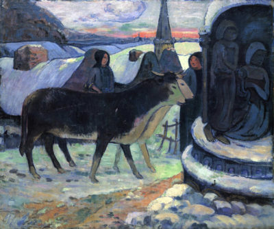 Paul Gauguin Christmas
