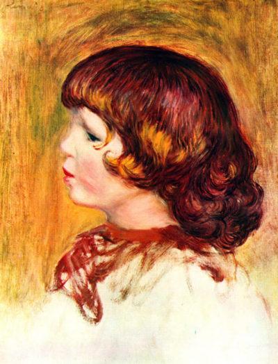 Pierre-Auguste Renoir Coco
