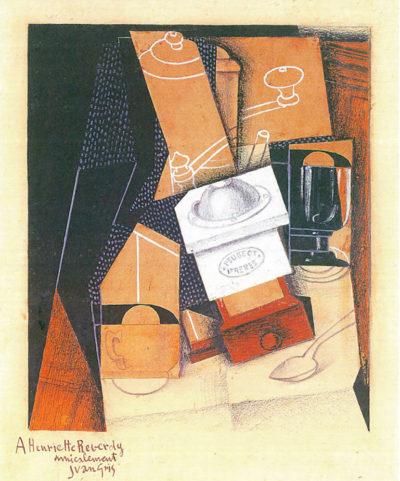 Juan Gris Coffee grinder