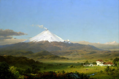 Frederic Edwin Church Cotopaxi