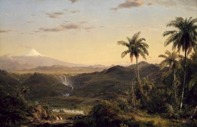 Frederic Edwin Church Cotopaxi Ecuador