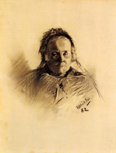 Henri de Toulouse-Lautrec Countess Raymond de Toulouse Lautrec