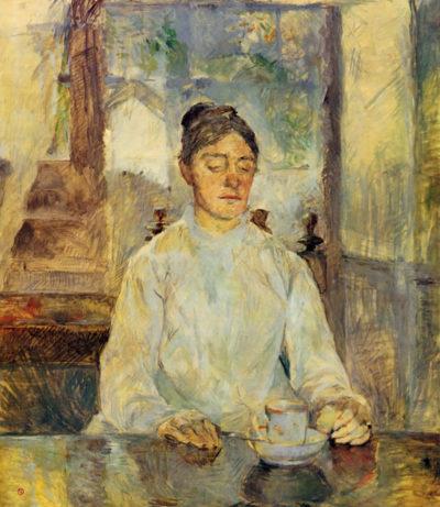 Henri de Toulouse-Lautrec Countesse Alphonse de Toulouse Lautrec