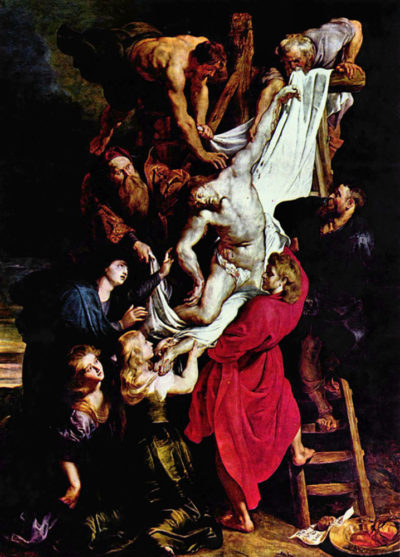 Peter Paul Rubens Cross