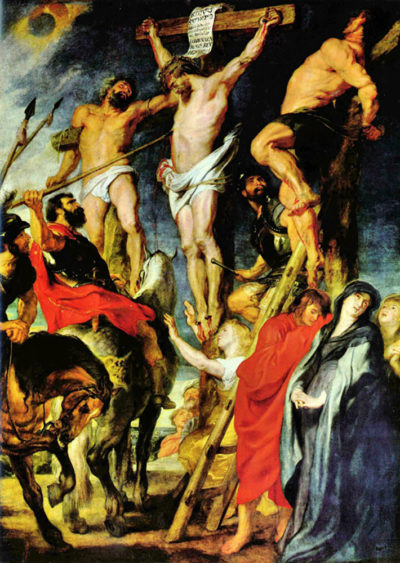 Peter Paul Rubens Crucifixion