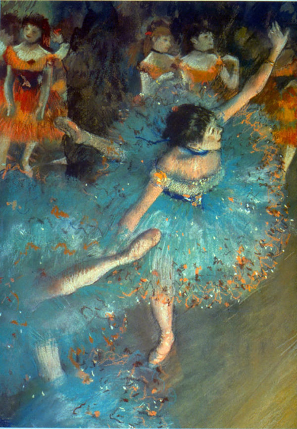 Edgar Degas Dancer