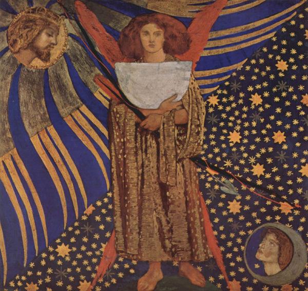 Dante Gabriel Rossetti Dantes love