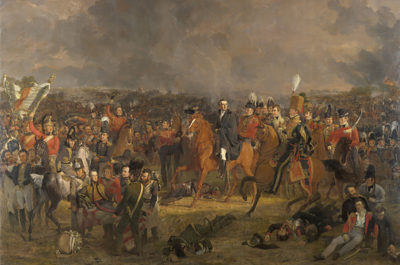 Jan Willem Pieneman The Battle of Waterloo