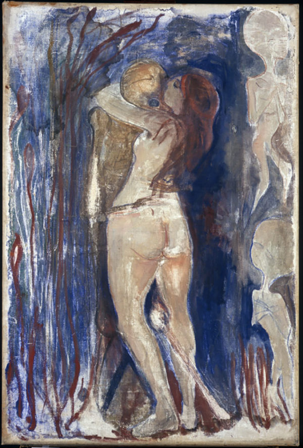 Edvard Munch Death and Life