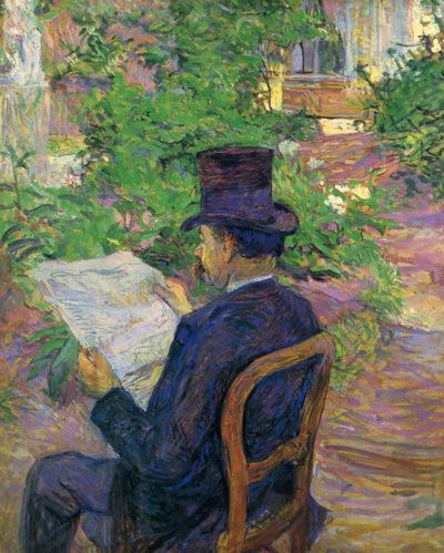 Henri de Toulouse-Lautrec Desire Dihau
