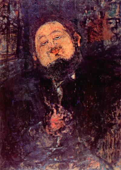 Amedeo Clemente Modigliani Diego Rivera