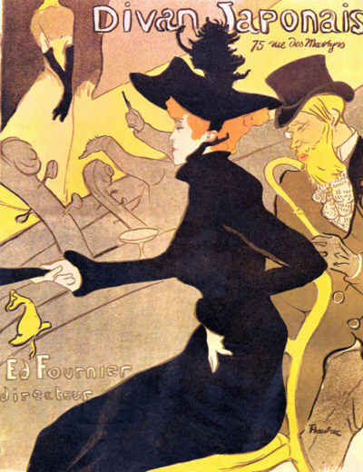 Henri de Toulouse-Lautrec Diva Japonais