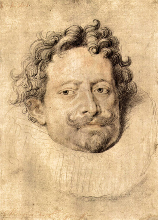 Peter Paul Rubens Don Diego Messia