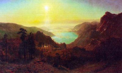 Albert Bierstadt Donner Lake