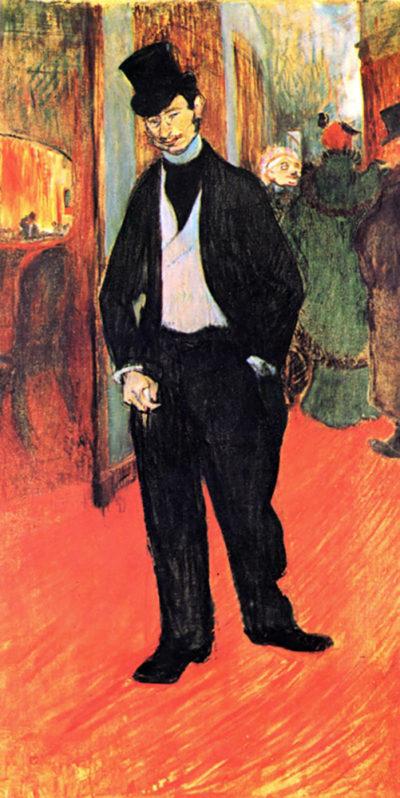 Henri de Toulouse-Lautrec Dr. Tapia de Celeyran