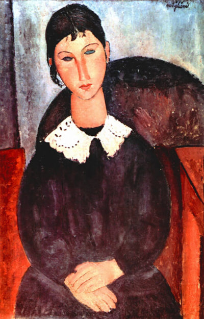 Amedeo Clemente Modigliani Elvira