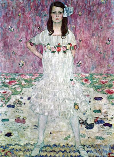 Gustav Klimt Eugenia Primavesi
