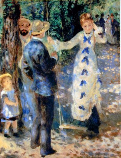 Pierre-Auguste Renoir Famille